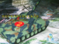 军事模型遥控坦克